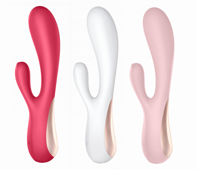 Satisfyer Mono Flex Satisfyer App Connect Adult toys for women and couples