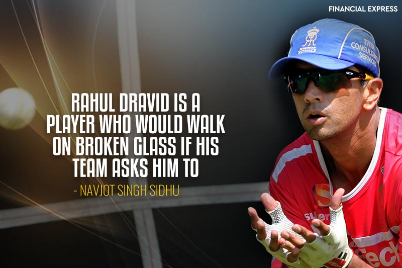 Keen to Learn As Much As Possible from Rahul Dravid, Says Rajneesh Gurbani