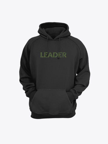 Leader Unisex Hoodie by Mustache by Mustache RUPCHIK rupchik.myshopify.com