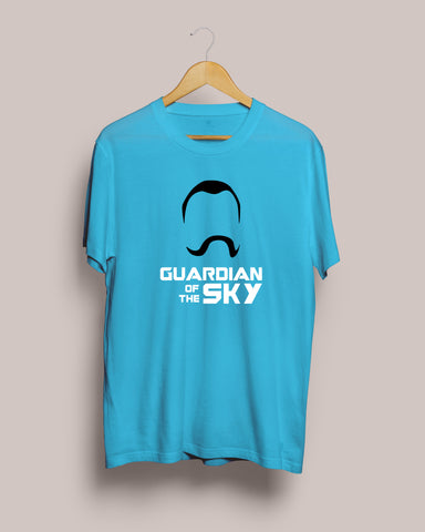 Guardian of the sky T-Shirt by Mustache by Mustache RUPCHIK rupchik.myshopify.com