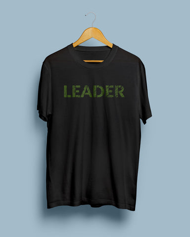 Leader T-Shirt by Mustache by Mustache RUPCHIK rupchik.myshopify.com