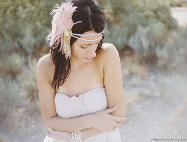 Eye Candy: Romantic Bohemian Photo Shoot