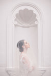 Danani | Drop Veil with Blusher - Style #301 | Maria Corona Photography