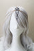 #440 Iridescent Crystal Shooting Star Bohemian Headpiece