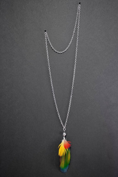 Sanctuary Parrot Necklace - #7