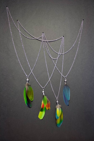 Sanctuary Parrot Necklace - #2