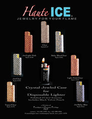 Haute Ice Lighter Case