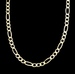 Figaro Necklace Chain 24""