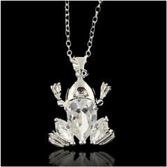 Frog Princess Necklace