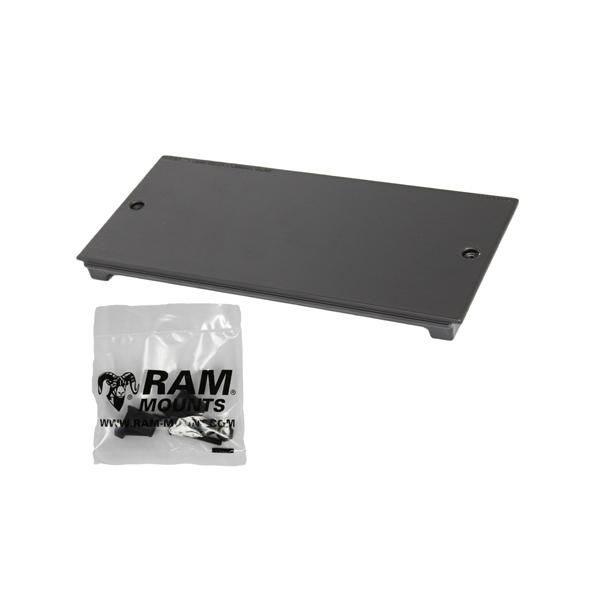 "RAM 4"" Filler Face (RAM-FP-4-FILLER) - RAM Mounts - Mounts Philippines"