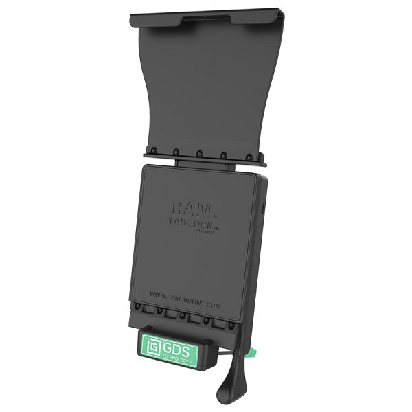 "RAM-GDS-DOCKL-V2-AP24U GDS Locking Vehicle Dock for Apple iPad Pro 12.9"" 3rd & 4th Gen-image-1"