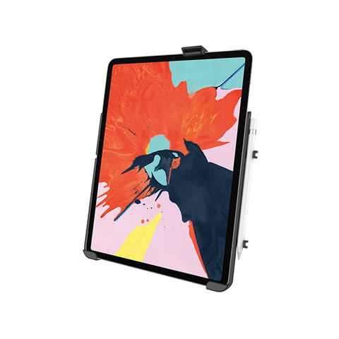 "RAM® EZ-Roll'r™ Cradle for the Apple iPad Pro 12.9"" 3rd Gen (RAM-HOL-AP24U)-Image 1"