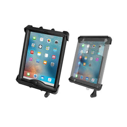 "RAM Tab-Lock™ 10"" Tablets, iPad 1-4 w/ LifeProof nüüd & Lifedge Case Cradle (RAM-HOL-TABL-LGU) - Image1"