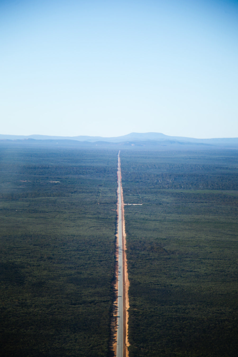 Aerial photo great northern highway