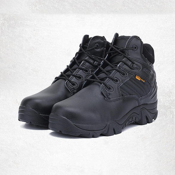 USA【Desert color】 delta 07  High and Low Band  special forces  combat Boots