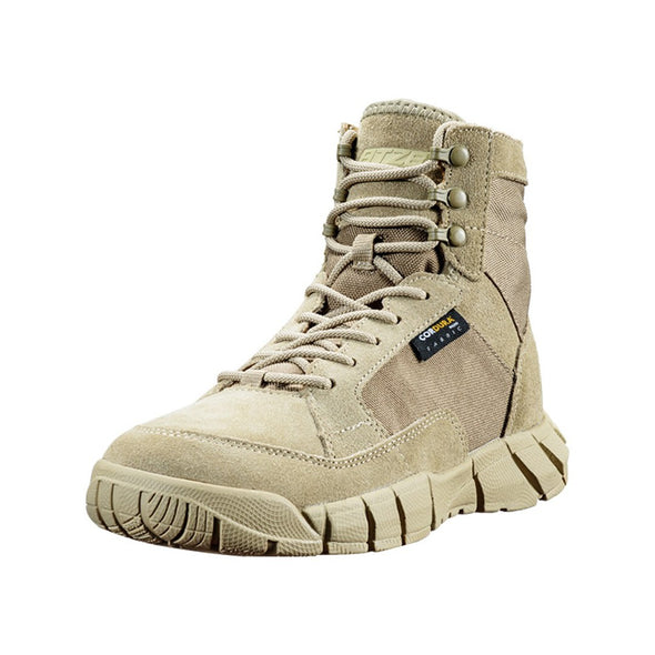 USA【Desert color】 special forces  Ultra Light Tactical Combat Boots  X-002
