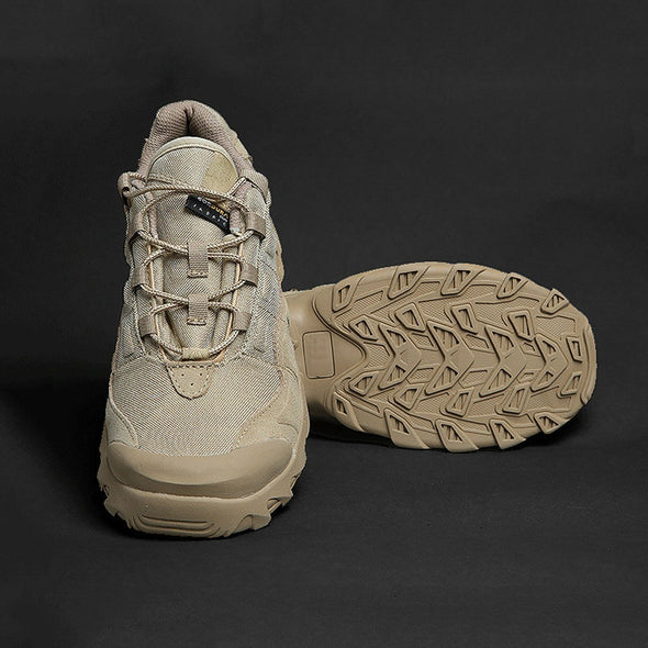 Archon  outdoors  desert  combat Boots  US Army  Low  desert Boot X-004