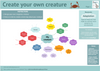 Create your own creature activity