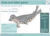 Seal Label Game