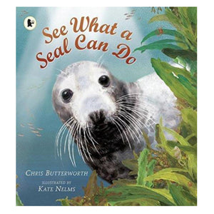 See what a seal can do': Children's book