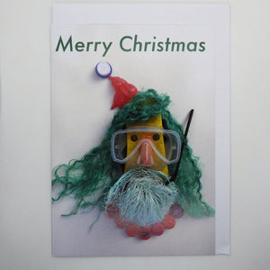 Fathoms Free Christmas Cards - 3 Pack Mix