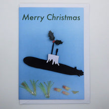 Load image into Gallery viewer, Fathoms Free Christmas Cards - 3 Pack Mix