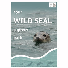 Load image into Gallery viewer, Wild Seal Supporter - Adoption Pack