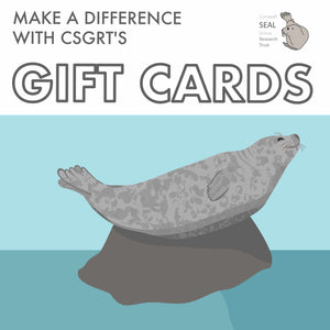 Cornwall Seal Group Research Trust Shop Gift Card