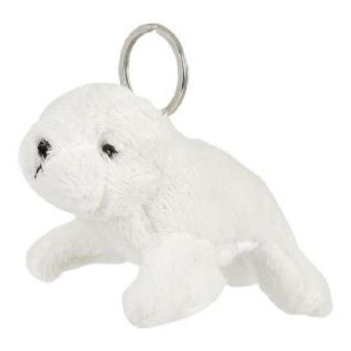 Soft seal keyring