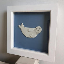 Load image into Gallery viewer, Seal Pup Art - Made From Marine Debris