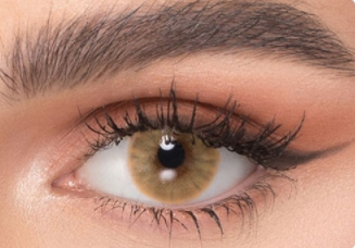 Hazel Eye Contacts (As seen on Kim Kardashian)