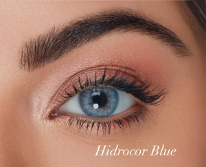 Hidrocor Blue Eye Contacts (NEW)