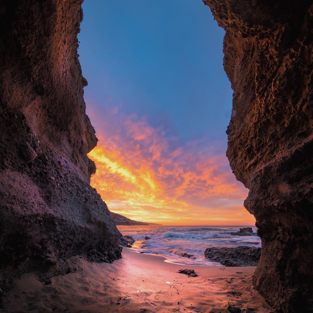 South Laguna Arched Sunrise
