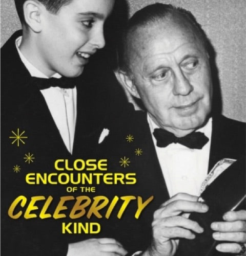 CLOSE ENCOUNTERS OF THE CELEBRITY KIND (AUDIOBOOK) by Brian Gari, read by the author - BearManor Manor