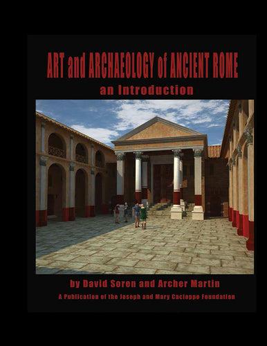 Art and Archaeology of Ancient Rome Vol 1: An Introduction (Volume 1) (ebook)