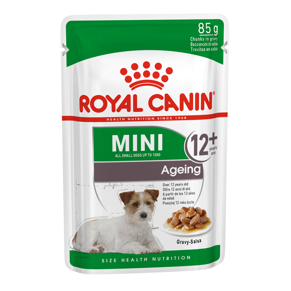 Royal Canin Mini Aging 12+ Wet