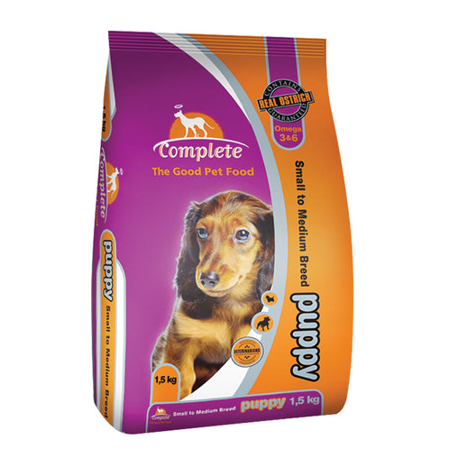 Complete Puppy Small - Medium