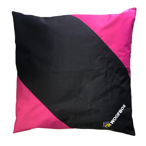 Woofbox Pillow Pink Large