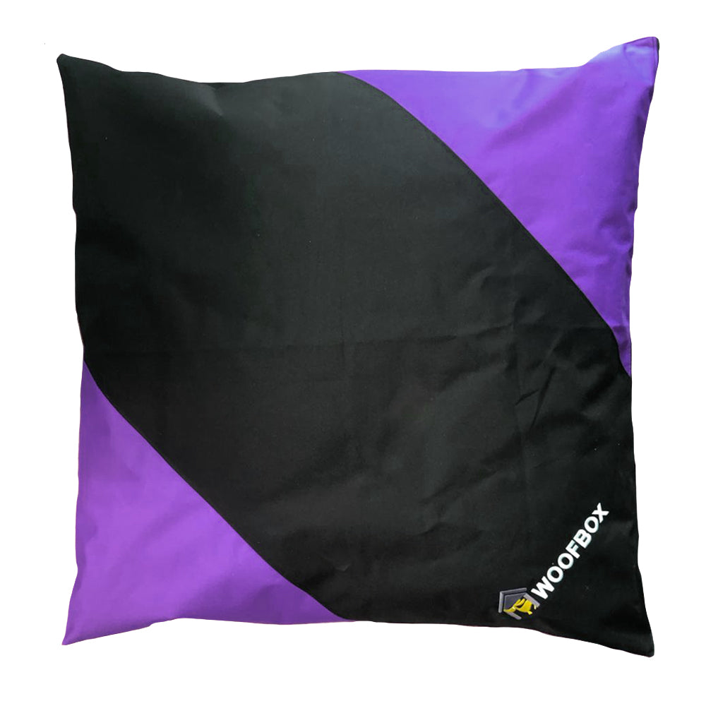 Woofbox Pillow Purple Large