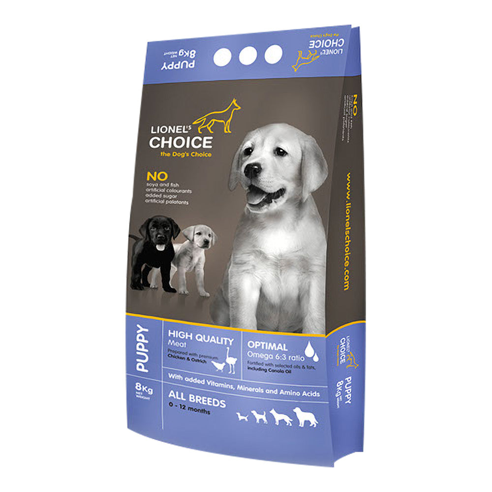 Lionel's Choice Puppy Food