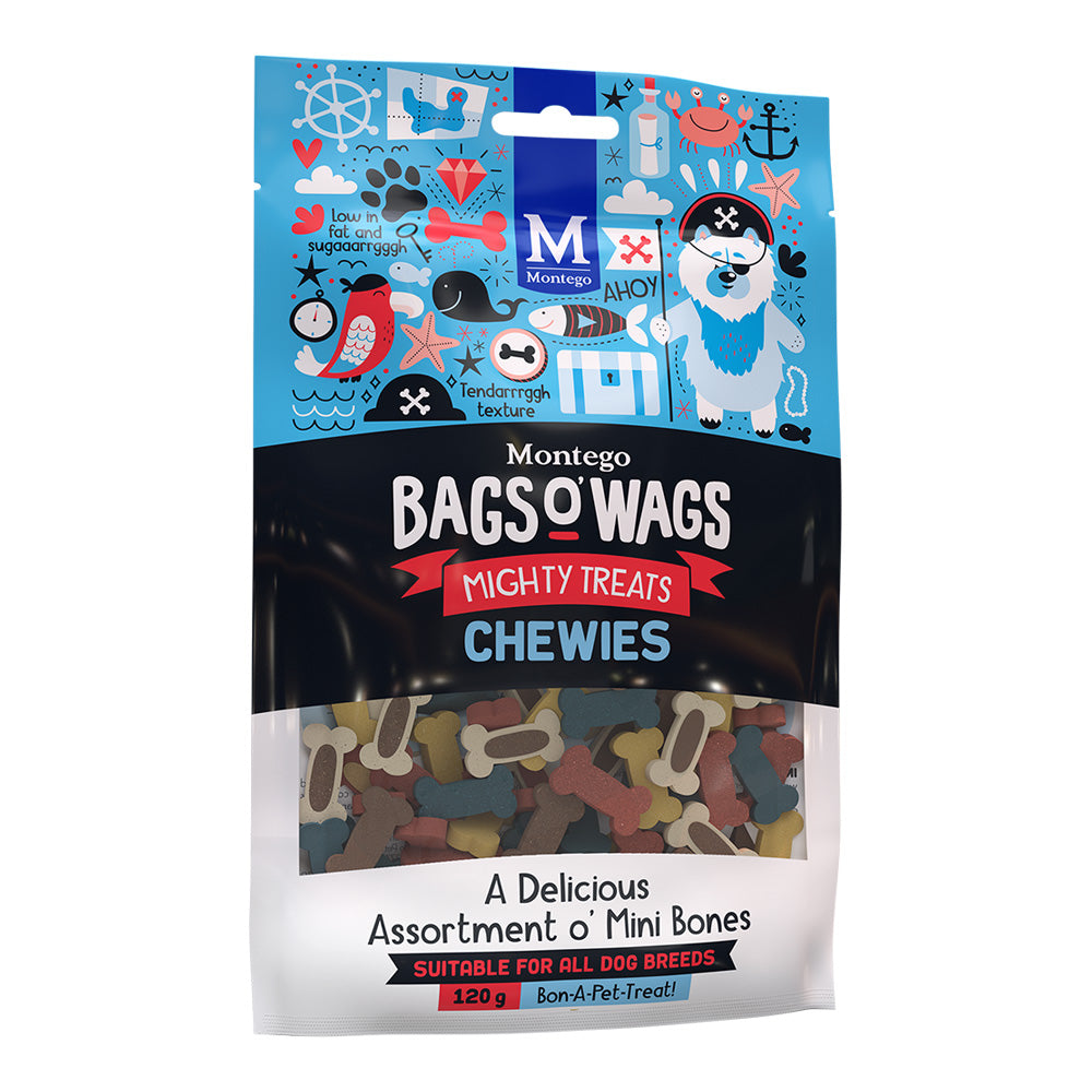 Montego Bags O' Wags A Delicious Assortment