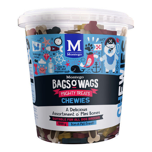Montego Bags O' Wags A Delicious Assortment Tub