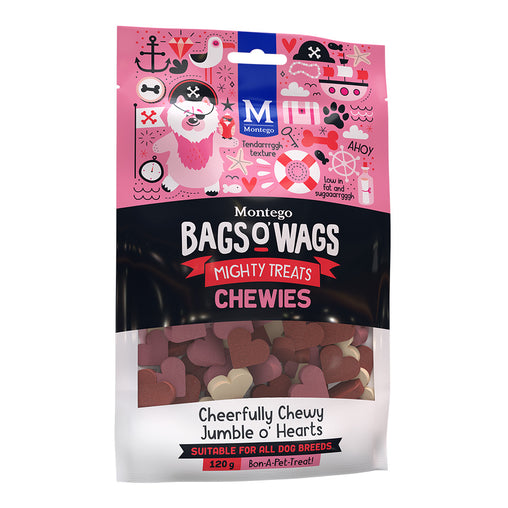 Montego Bags O' Wags Cheerfully Chewy