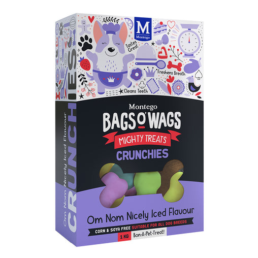 Montego Bags O' Wags Iced Crunchies