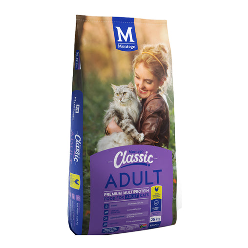Montego Classic Adult Cat - Chicken