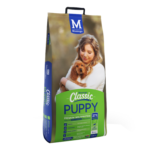 Montego Classic Small To Medium Breed Puppy
