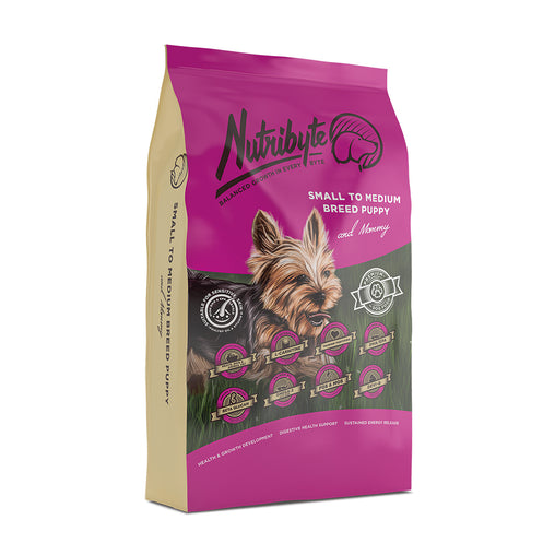 Nutribyte Small to Medium Breed Puppy