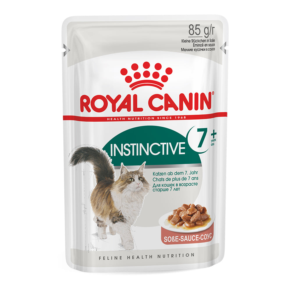 Royal Canin Cat Instinctive 7+ Wet