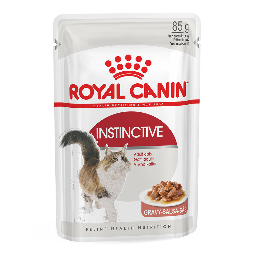 Royal Canin Cat Instinctive in Gravy