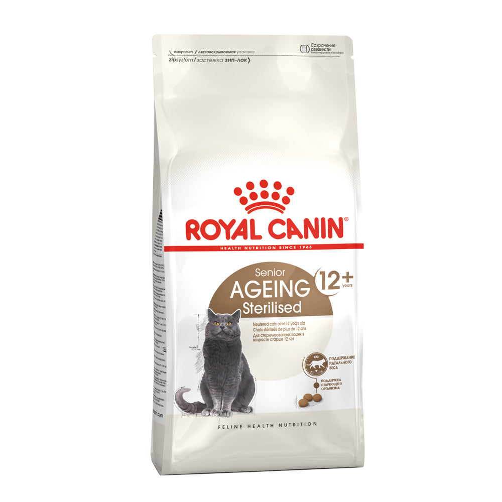 Royal Canin Cat Sterilised Ageing 12+
